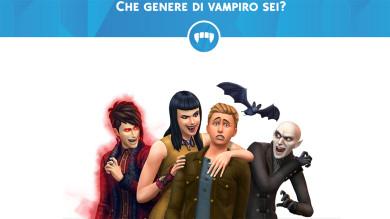 Che genere di vampiro sei?