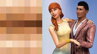 Miglioramento dei colori della pelle in arrivo in The Sims 4