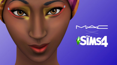 M·A·C x The Sims