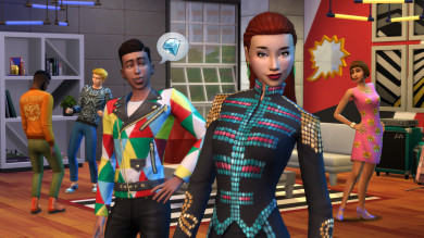 Sta per arrivare The Sims 4 Moschino Stuff Pack