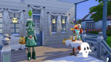 The Sims 4: nuovi costumi di halloween in arrivo
