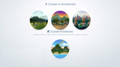 Prenditi una vacanza in The Sims 4