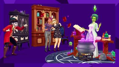 The Sims Mobile: Aggiornamento Halloween stregato