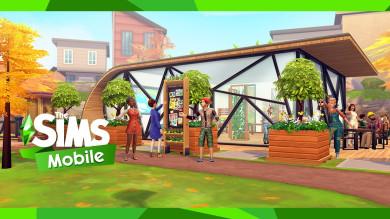The Sims Mobile Aggiornamento Ecolab
