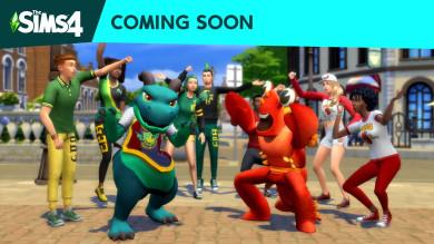 In arrivo l'annuncio di The Sims 4 Vita Universitaria